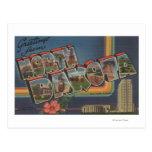 North Dakota (State Capital/Flower) Post Cards