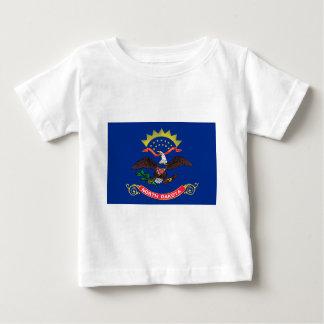North Dakota State Flag Baby T-Shirt