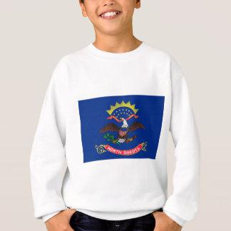 North Dakota State Flag Sweatshirt
