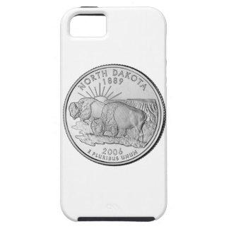 North Dakota State Quarter iPhone SE/5/5s Case