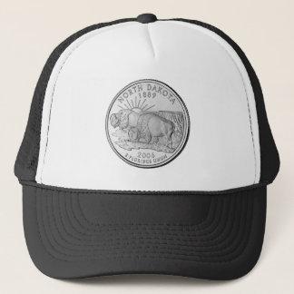 North Dakota State Quarter Trucker Hat
