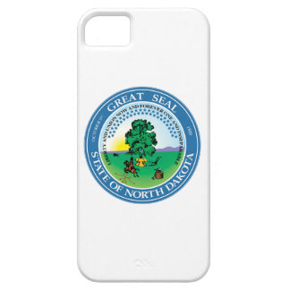 North Dakota state seal america republic symbol fl iPhone SE/5/5s Case