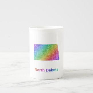 North Dakota Tea Cup
