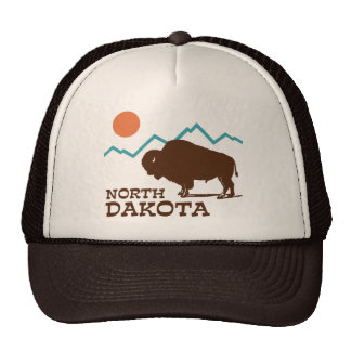 North Dakota Trucker Hat