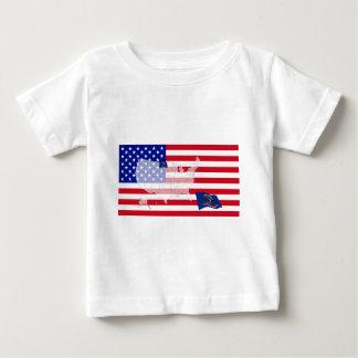 North Dakota, USA Baby T-Shirt
