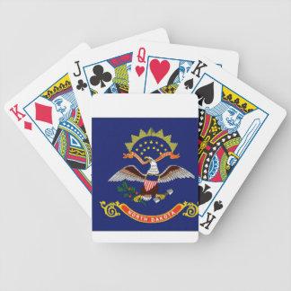 North Dakote Playing Cards