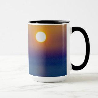 North Devon Hartland Volcanic Ash Sunset (3) Mug