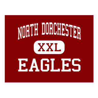 North Dorchester - Eagles - High - Hurlock Postcard