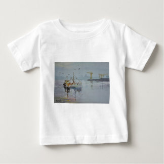 North East England Fishing Boat Tee Shirt