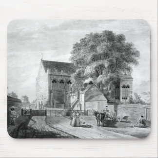 North-East View of King John's Palace Mouse Pad