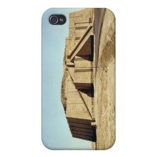 North-eastern facade of the ziggurat, c.2100 BC iPhone 4 Cover