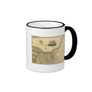 North Edinburgh Shire Mugs