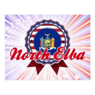 North Elba NY Post Card