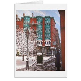 North End Christmas Card