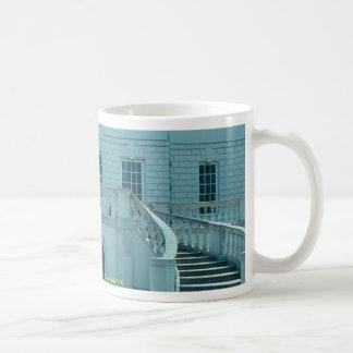 North facade, Queen's house, Greenwich, U.K. Coffee Mugs