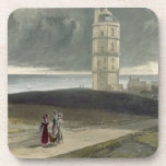 North Foreland Lighthouse, from 'A Voyage Around G Drink Coaster