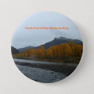 North Fork of the Shoshone River Button