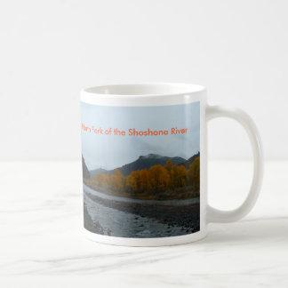 North Fork of the Shoshone River Mug