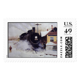 North Freedom Train Depot- stamps