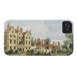 North Front Old Palace from the Queen s Garden Case-Mate iPhone 4 Cases