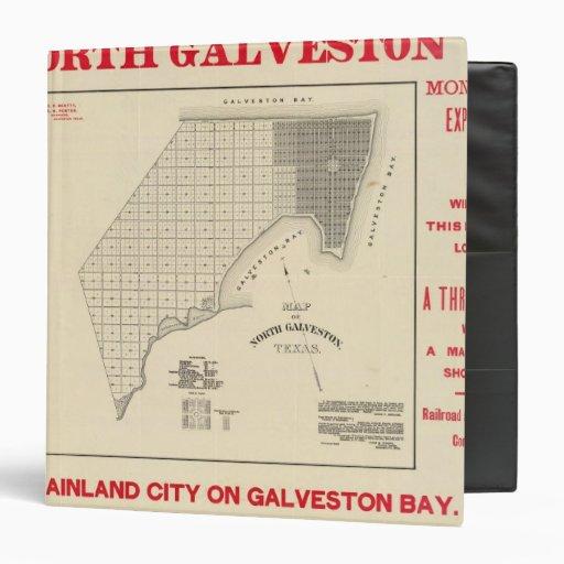 North Galveston Vinyl Binders