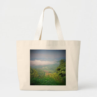 North Georgia Mountains, USA Large Tote Bag