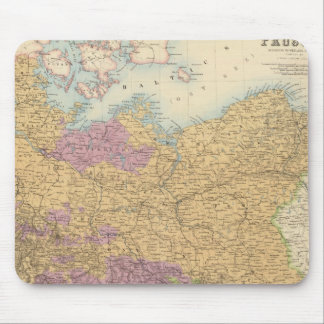 North German Confederation and Prussia Mouse Pad