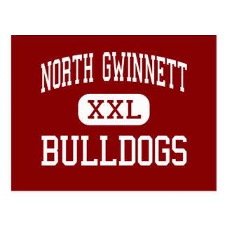 North Gwinnett - Bulldogs - High - Suwanee Georgia Postcards