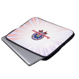 North Harmony NY Laptop Sleeve