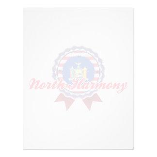 North Harmony NY Letterhead