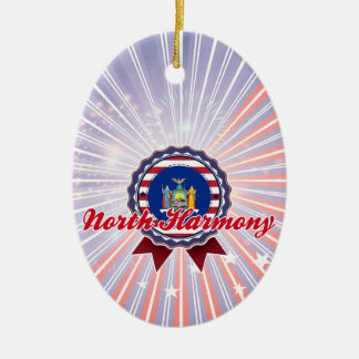 North Harmony NY Ornaments