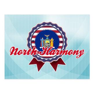 North Harmony NY Postcards
