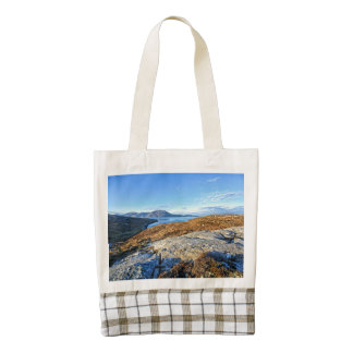 North Harris Views Zazzle HEART Tote Bag