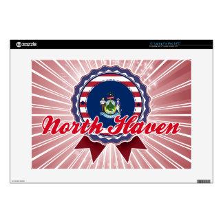 """North Haven ME 15"""" Laptop Decals"""