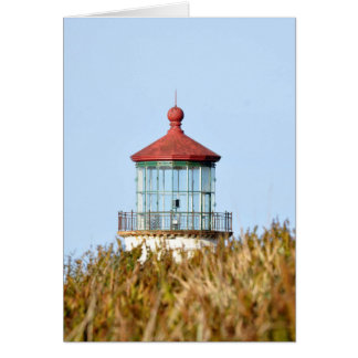 North Head Lighthouse - Ilwaco, WA Card