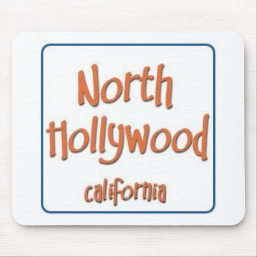 North Hollywood California BlueBox Mouse Pads