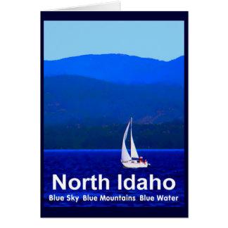 North Idaho Blue Card