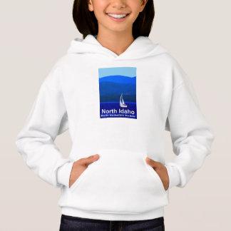 North Idaho Blue Hoodie