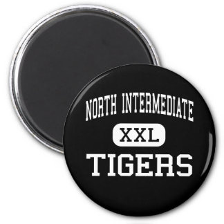 North Intermediate - Tigers - High - Broken Arrow Magnets