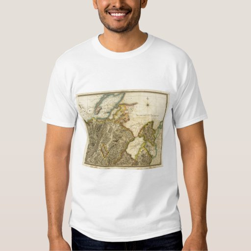 North Inverness Shire 2 T-shirt