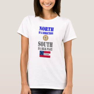 NORTH IS A DIRECTION T-Shirt