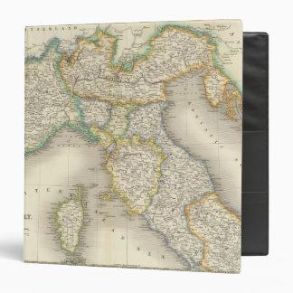 North Italy 3 Ring Binder
