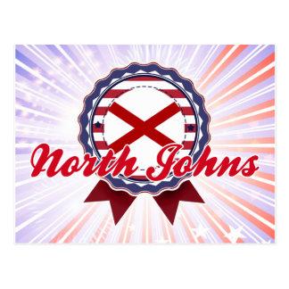 North Johns, AL Post Cards
