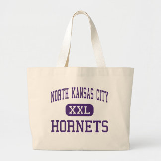 North Kansas City - Hornets - North Kansas City Canvas Bag