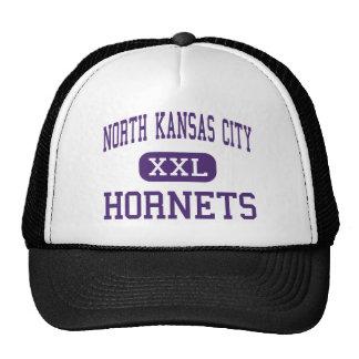 North Kansas City - Hornets - North Kansas City Mesh Hat