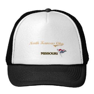 North Kansas City Missouri City Classic Mesh Hat