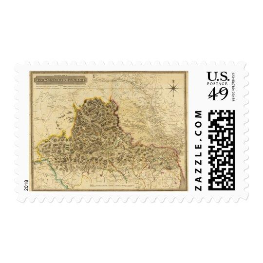 North Kirkcudbright Shire Postage Stamp
