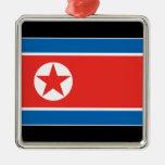 North Korea クリスマスオーナメント
