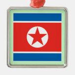 North Korea 2 クリスマスオーナメント