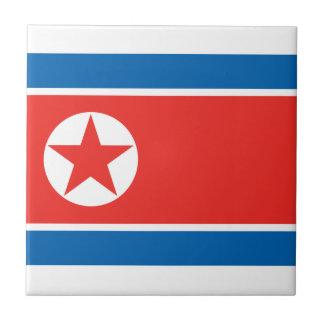 North Korea Ceramic Tile